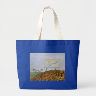 La bolsa de asas LIBRE de los COCOS