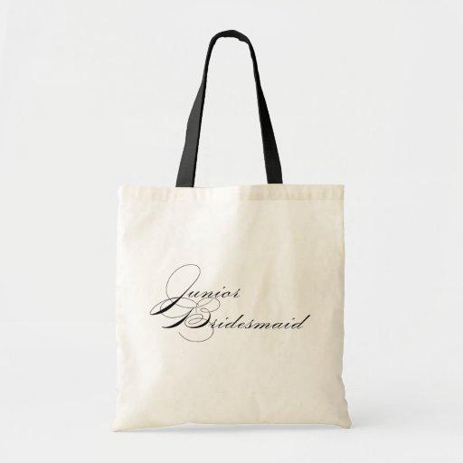 La bolsa de asas menor elegante moderna de la dama