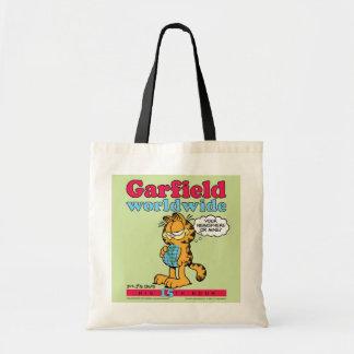 La bolsa de asas mundial de Garfield