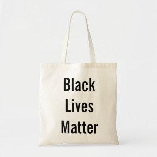 La bolsa de asas negra de la materia de las vidas