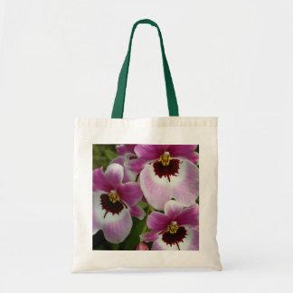 La bolsa de asas - orquídea de pensamiento
