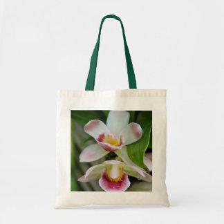 La bolsa de asas - orquídea en abanico