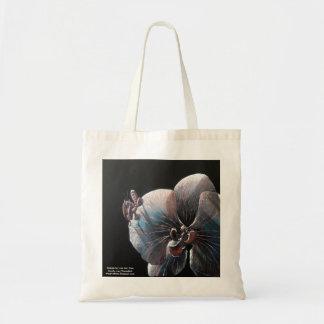 La bolsa de asas - orquídea y predicador