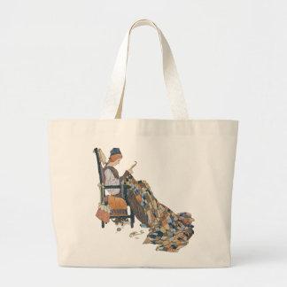 La bolsa de asas pacífica de Quilter