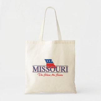 La bolsa de asas patriótica del presupuesto de Mis
