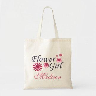 La bolsa de asas personalizada florista