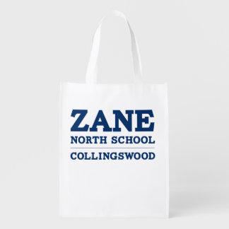 La bolsa de asas reutilizable bolsas para la compra
