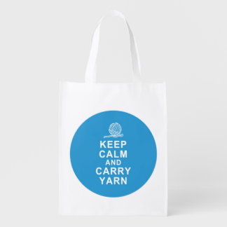 La bolsa de asas reutilizable plegable del hilado bolsas de la compra