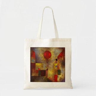 La bolsa de asas roja del globo de Paul Klee