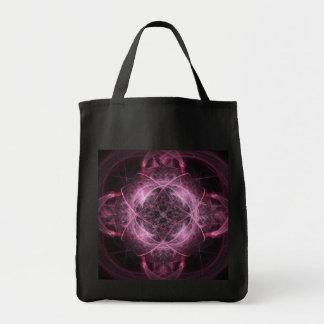 La bolsa de asas rosada de la locura