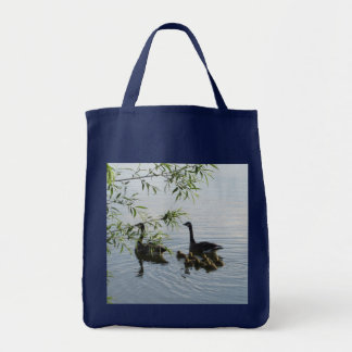 La bolsa de asas salvaje de los gansos
