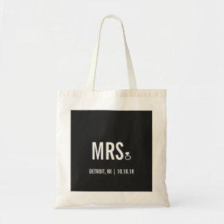 La bolsa de asas - señora Ring (Bling)