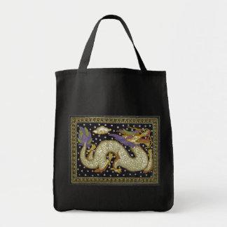 La bolsa de asas tailandesa de la tapicería del dr