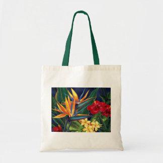 La bolsa de asas tropical del paraíso