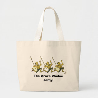 La bolsa de asas valiente del ejército de Winkie