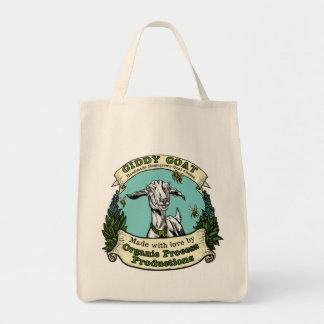 La bolsa de asas vertiginosa de la cabra
