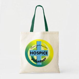 La bolsa de asas voluntaria del hospicio