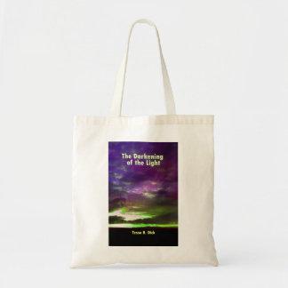 La bolsa de libros con una cubierta de libro