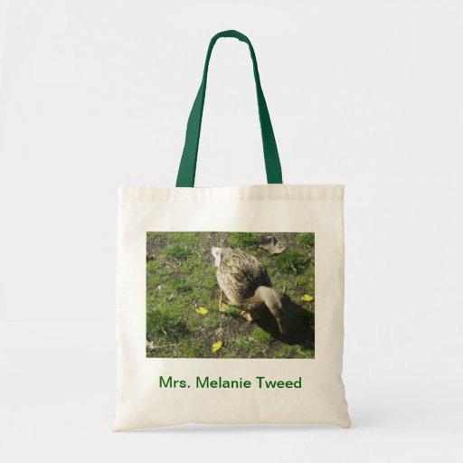 La bolsa de libros de Melanie