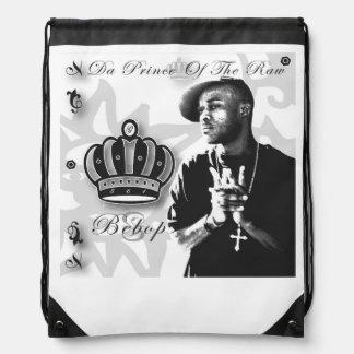 La bolsa de libros de príncipe Drawstring de Mochilas