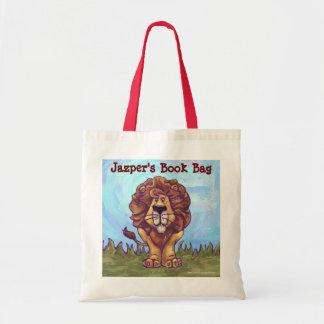 La bolsa de libros personalizada león de la divers