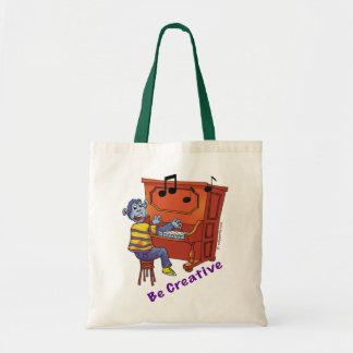 La bolsa de libros - sea creativo