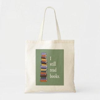 La bolsa de libros - todavía leí los libros