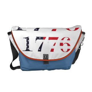 La bolsa de mensajero 1776 bolsa messenger