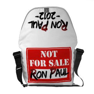La bolsa de mensajero 2012 de Ron Paul Bolsa De Mensajeria