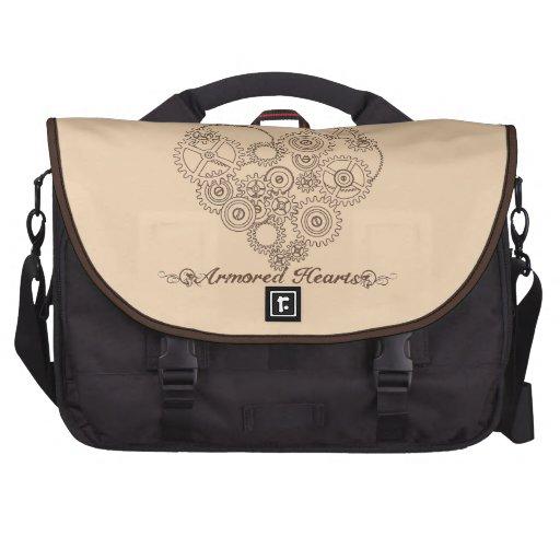 La bolsa de mensajero acorazada de Steampunk de lo Bolsa Para Ordenador