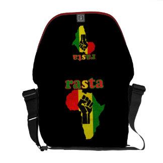 La bolsa de mensajero africana del carrito del pod bolsas de mensajería