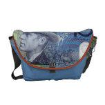 La bolsa de mensajero australiana del dinero bolsas messenger