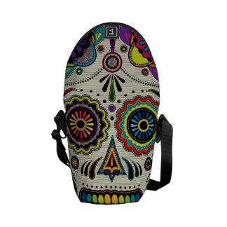La bolsa de mensajero azteca urbana del arte del bolsa messenger
