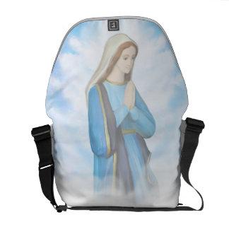 La bolsa de mensajero bendecida del carrito del bolsas messenger