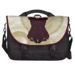 La bolsa de mensajero bolsas de portátil