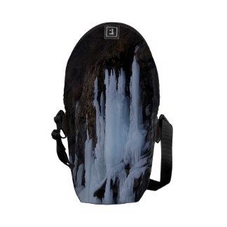 La bolsa de mensajero - cascada congelada bolsas de mensajería