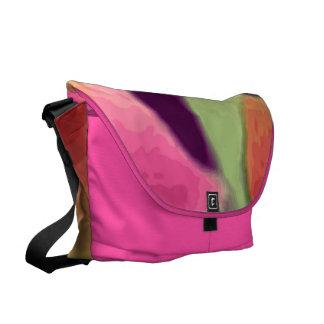 La bolsa de mensajero cero grande del arte del arc bolsas messenger