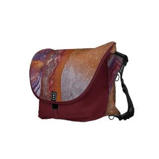La bolsa de mensajero completamente sólida bolsa de mensajeria