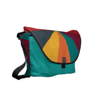 La bolsa de mensajero creativa de la diversión de  bolsas de mensajería