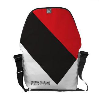 La bolsa de mensajero de ciclo del equipo de Cinci Bolsa De Mensajería