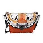 La bolsa de mensajero de Cub de tigre Bolsas De Mensajería
