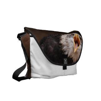 La bolsa de mensajero de griterío de Eagle Bolsas De Mensajería
