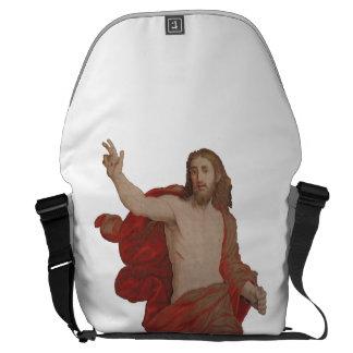 La bolsa de mensajero de Jesús