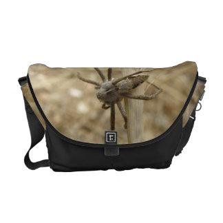 La bolsa de mensajero de la araña del bicho bolsa de mensajería