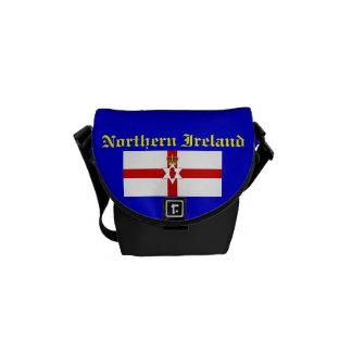 La bolsa de mensajero de la bandera de Irlanda del Bolsas De Mensajería