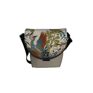La bolsa de mensajero de la bella arte del bolsas messenger