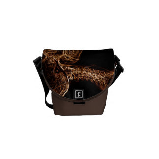 La bolsa de mensajero de la C-espina dorsal de Bro Bolsa De Mensajería