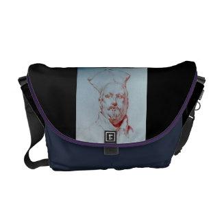 La bolsa de mensajero de la colección de la bella  bolsas de mensajeria