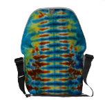 La bolsa de mensajero de la espina dorsal del teñi bolsa messenger
