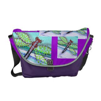 La bolsa de mensajero de la fantasía de la bolsas de mensajeria
